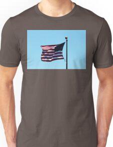 USA Flag Unisex T-Shirt