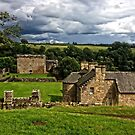 Craignethan Castle by Tom Gomez