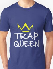 Trap Queen funny nerd geek geeky T-Shirt
