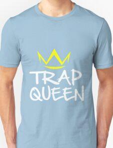 Trap Queen funny nerd geek geeky T-Shirt