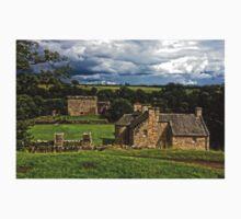 Craignethan Castle Baby Tee