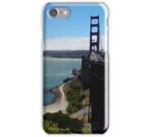 San Francisco- Golden Gate Bridge iPhone Case/Skin