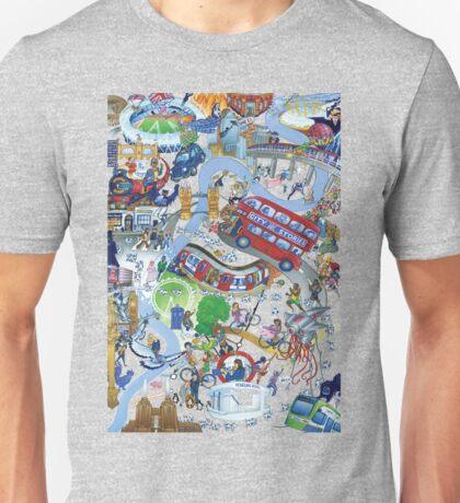 City of Stories Unisex T-Shirt