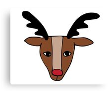 Reindeer Games Canvas Print