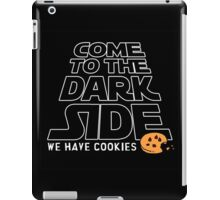 Come to the Dark Side iPad Case/Skin