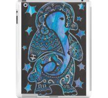 Penguin Zen iPad Case/Skin
