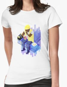 Highrise - Bookworms United Womens Fitted T-Shirt