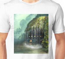Water Nymph Temple Unisex T-Shirt