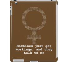 Kaylee Frye Engineering Quote iPad Case/Skin