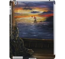 A Serenity of Still and Exquisite Brilliance iPad Case/Skin
