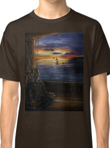 A Serenity of Still and Exquisite Brilliance Classic T-Shirt