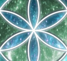 Sacred Geometry: Seed of Life - Universal Growth Sticker