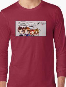 Xcastle files 2 Long Sleeve T-Shirt