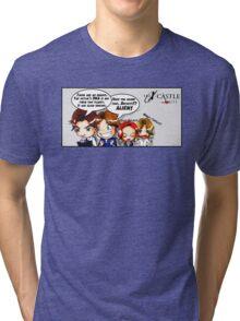 Xcastle files 2 Tri-blend T-Shirt