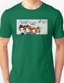 Xcastle files 2 Unisex T-Shirt