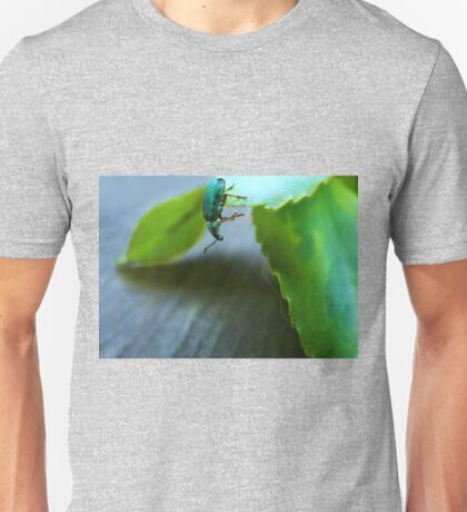 Curious Insect Unisex T-Shirt