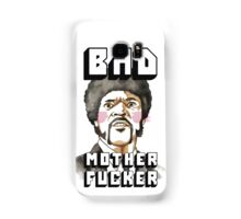 Pulp fiction - Jules Winnfield - Bad mother fucker Samsung Galaxy Case/Skin