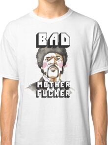 Pulp fiction - Jules Winnfield - Bad mother fucker Classic T-Shirt