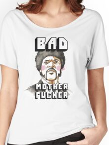 Pulp fiction - Jules Winnfield - Bad mother fucker Women's Relaxed Fit T-Shirt