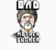 Pulp fiction - Jules Winnfield - Bad mother fucker Unisex T-Shirt