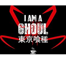 I AM A GHOUL Photographic Print
