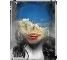 She is my sky iPad Case/Skin