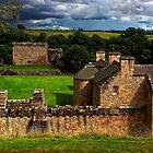 The Castle at Craignethan by Tom Gomez