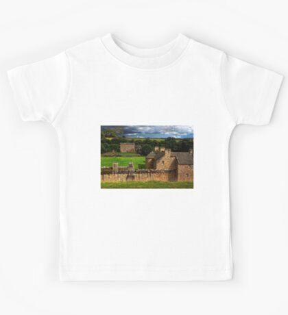 The Castle at Craignethan Kids Tee