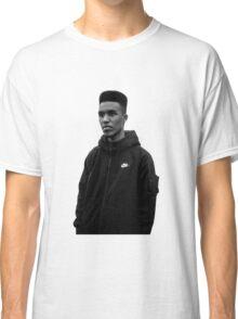 Novelist Grime Artist Black White Classic T-Shirt