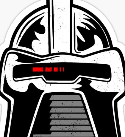 Cylon - Battlestar Galactica Sticker