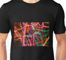 Psychedelic Glow Worm Unisex T-Shirt
