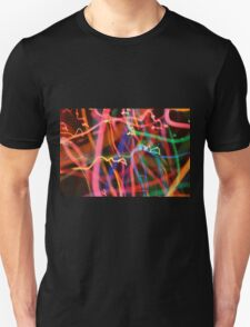 Psychedelic Glow Worm T-Shirt