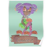 Cancer Seedling Poster