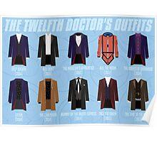 Twelfth Doctor Costume Poster Fandom Doctor Who Poster