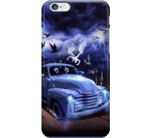 THE FEARLESS GHOST TRUCK iPhone Case/Skin