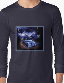 THE FEARLESS GHOST TRUCK Long Sleeve T-Shirt