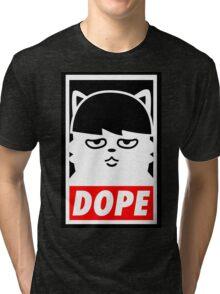 Hip Hop Monster DOPE ( Jimin - BTS ) Tri-blend T-Shirt