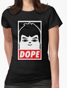 Hip Hop Monster DOPE ( V - BTS ) Womens Fitted T-Shirt