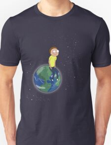Rick and Morty - Wish Upon a Star Unisex T-Shirt