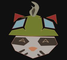 League of Legends Teemo  by JellyBeanie
