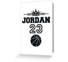 Ball is life Greeting Card