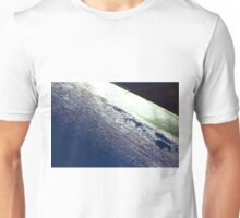 Job 37:10  Ice is formed by the breath of God, and watery expanses are frozen.  Unisex T-Shirt