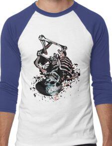 Death Memories Men's Baseball ¾ T-Shirt
