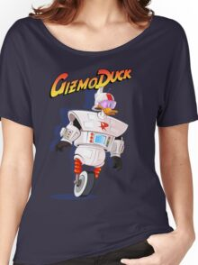 Gizmo Duck Women's Relaxed Fit T-Shirt