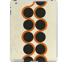 11 Circles iPad Case/Skin