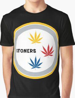 Pittsburgh Stoners Graphic T-Shirt