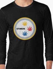 Pittsburgh Stoners Long Sleeve T-Shirt