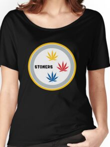 Pittsburgh Stoners Women's Relaxed Fit T-Shirt