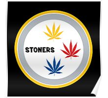 Pittsburgh Stoners Poster