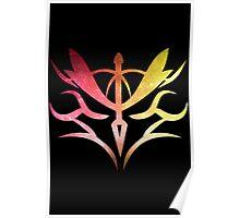 Lancer Fate Zero Command Spell Poster